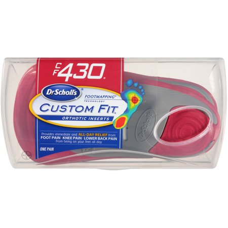Dr. Scholl s® Custom Fit® Orthotic Inserts CF430 e879aa5e43c