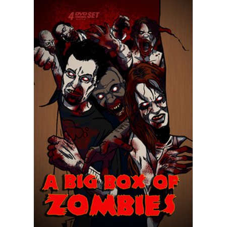 A Big Box of Zombies (DVD) - Big Daddy Zombie
