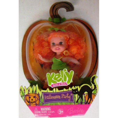 2006 Target Exclusive Kelly Halloween Party Doll by Barbie - Halloween Barbie Target