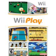 Wii Play - Wii - with Wii Remote controller