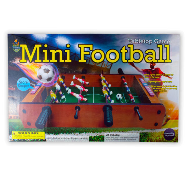 Tabletop Football Game (Pack Of 1)