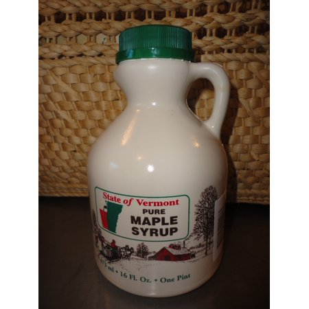 Image of Amber Rich Pt Drk Amber Maple Syrup