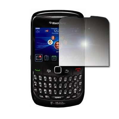 Premium Mirror Screen Protector for Blackberry Curve 8530 [Accessory Export - Blackberry Curve Screen