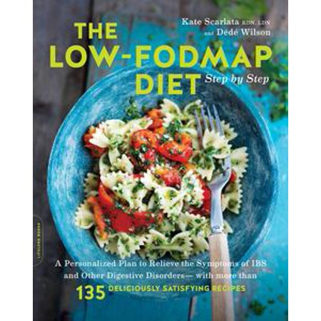 The Low-FODMAP Diet Step by Step - eBook