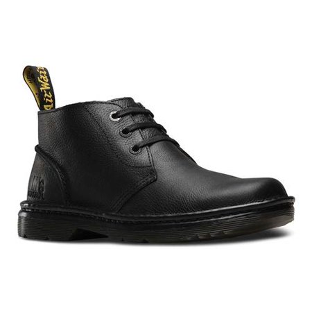 Martens Saxon 6 Eye - men's dr. martens work sussex 3 eye chukka