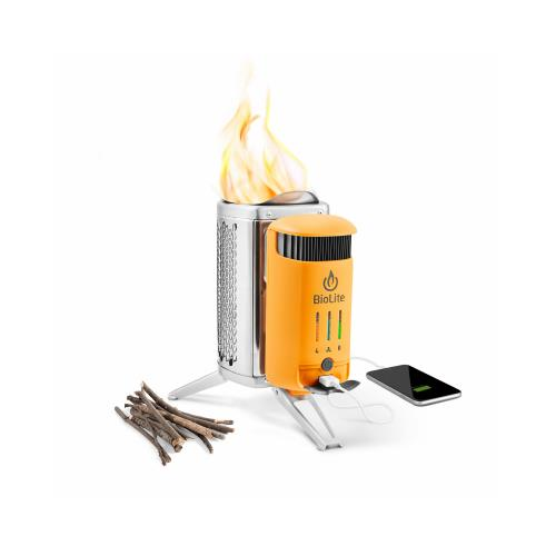 Biolite CSC1001 CampStove 2 With Flexible or Flex Light