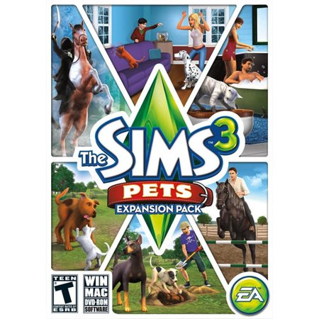 Sims 3  Pets  Pc  Mac