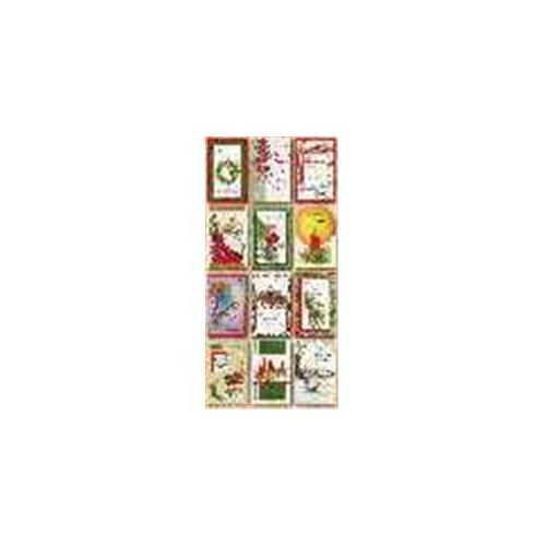 Bulk Savings 62216 Value Asst.  Of Christmas Cards- Case of 240