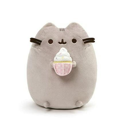 GUND Pusheen The Cat Sprinkle Cupcake Plush Stuffed Animal