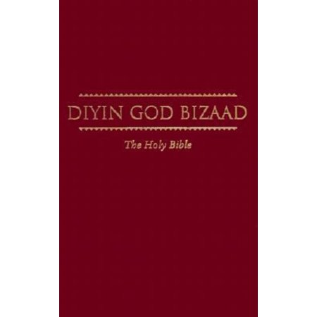 Image of Navajo Bible Dyin God Bizaad