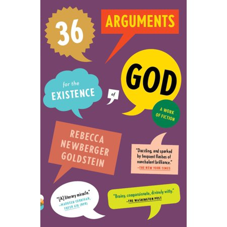 36 Arguments for the Existence of God : A Work of