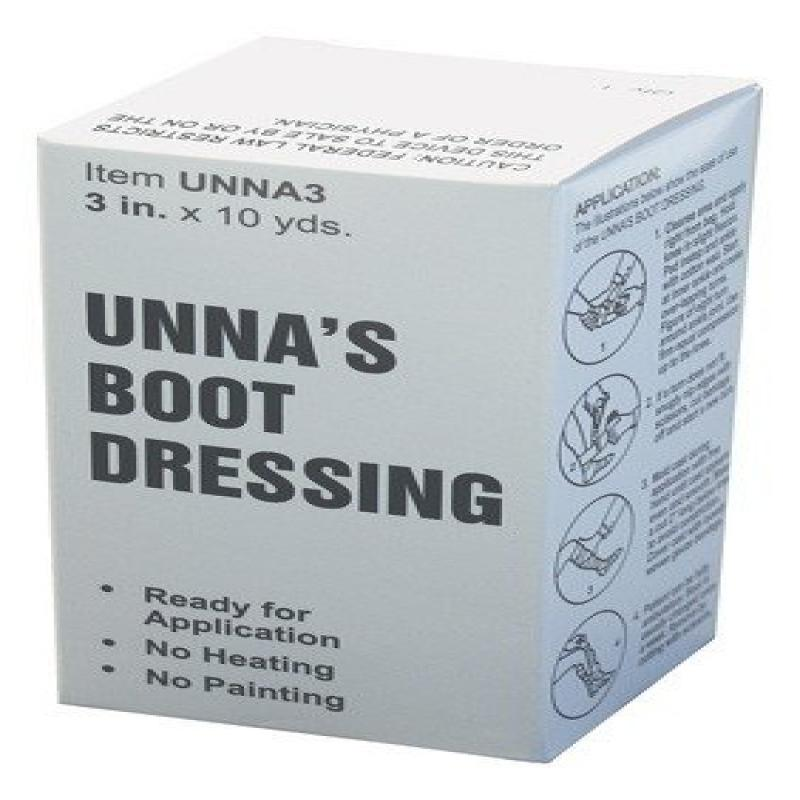 GFHealth UNNAS BOOT DRESSING 3 DZ GRAFCO