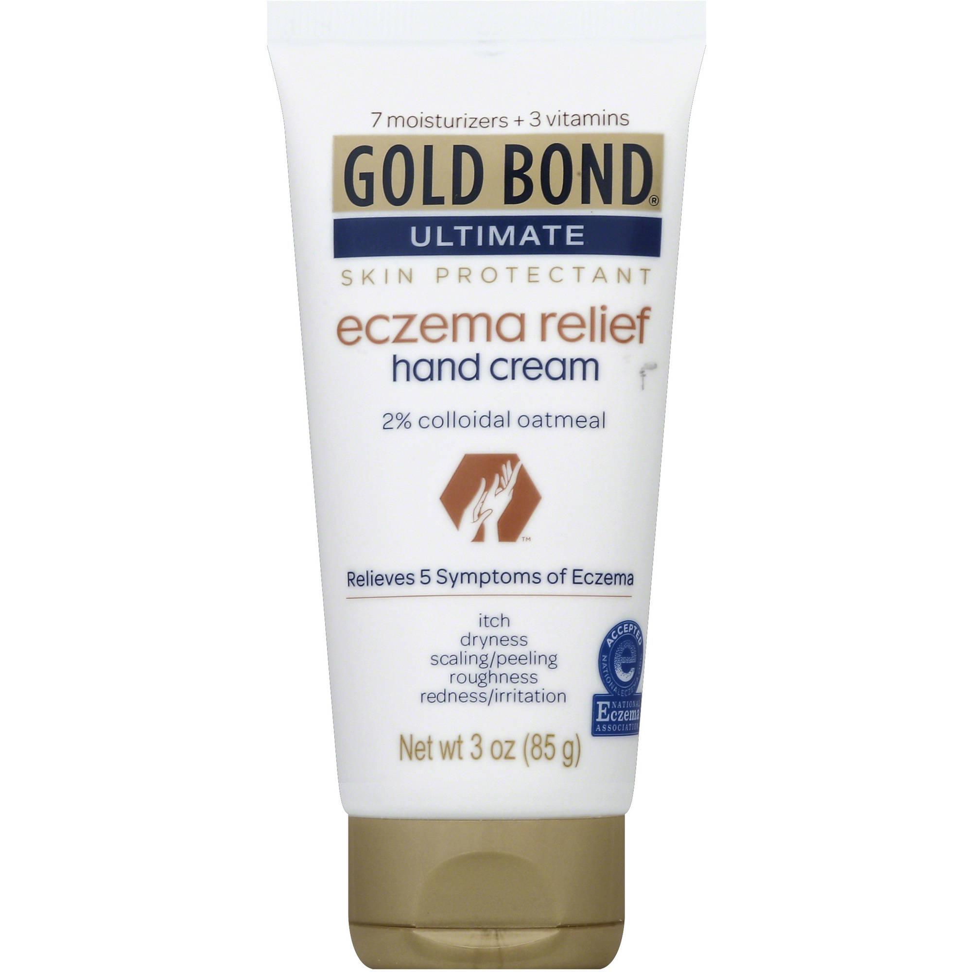 eczema rash cure