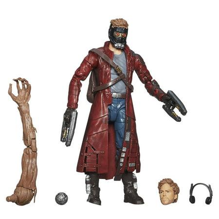"Marvel Legends 6"" Action Figure: Star-Lord - image 2 de 2"