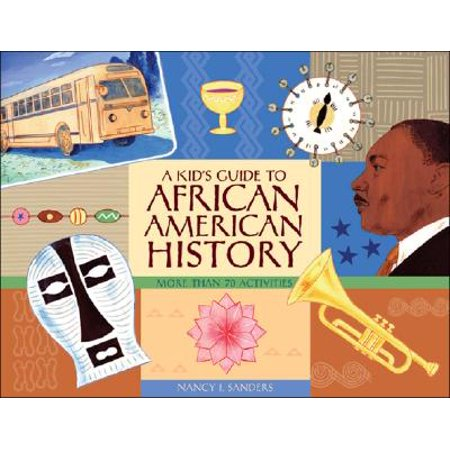 A Kid's Guide to African American History : More than 70 - The History Of Halloween Activity