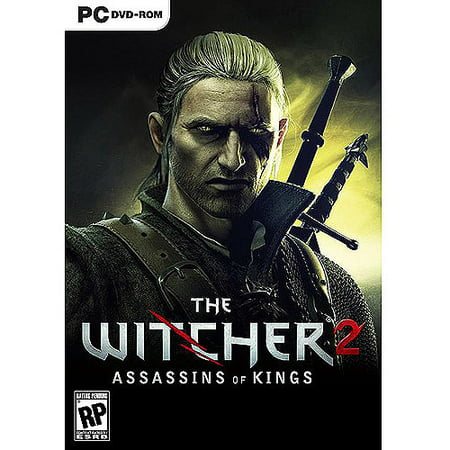 Atari Pc The Witcher 2 Assassins Of Kings Wme