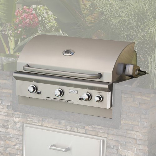 American Outdoor Grill 36 in. 3 Burner Built-In Gas Grill with Optional Liner