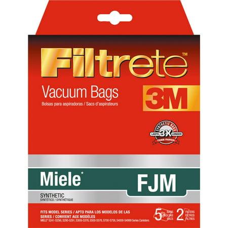 Filtrete Miele Generic Fjm Vacuum Bag