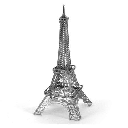 Eiffel Tower Kit - Fascinations Metal Earth Eiffel Tower 3D Metal Model Kit