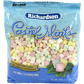 Richardson Butter Mints Yellow Buttermints 2 Pounds Walmart Com Walmart Com