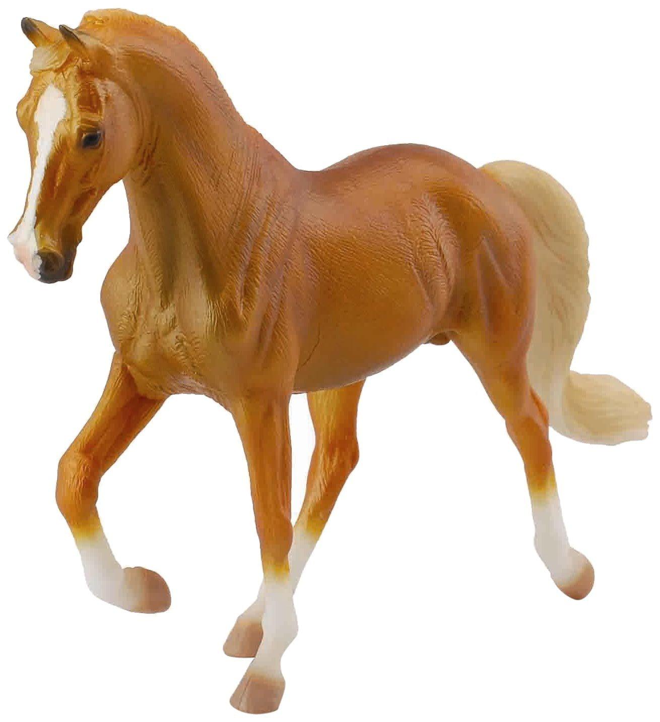 Breyer Collecta Series Tennessee Walking Horse Golden Palomino Model