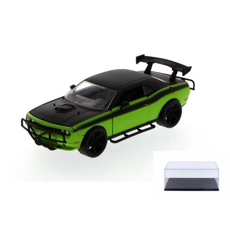 Diecast Car & Display Case Package - Fast & Furious Letty