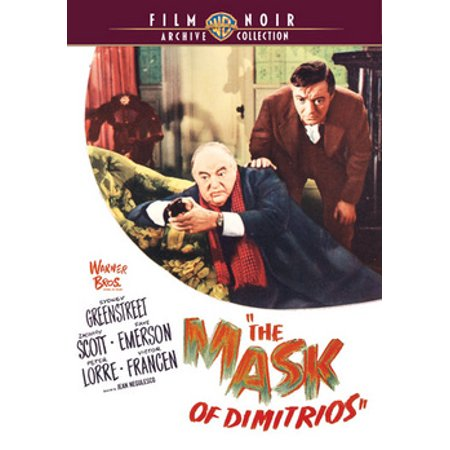 The Mask Of Dimitrios (DVD) (Mask From The Town)