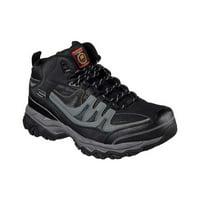 Skechers Work Relaxed Fit Holdredge - Rebem Steel Toe Hikers (Men's)