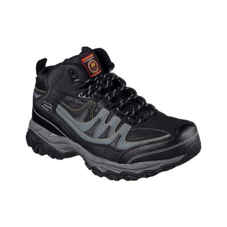 Skechers Work Relaxed Fit Holdredge - Rebem Steel Toe Hikers (Men's)