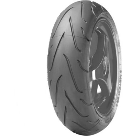 M3 Style Wing - Metzeler Sportec M3 Rear Motorcycle Tire 180/55ZR-17 (73W) for Honda Gold Wing Valkyrie GL1800C 2014-2015