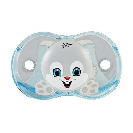 RaZbaby Keep-It-Kleen Pacifier, Ziggy Bunny
