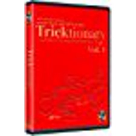 - Tricktionary DVD Mountain Bike Freeride Instructional