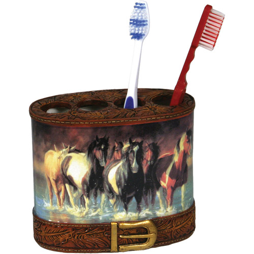 Rivers Edge Products Rush Hour Toothbrush Holder