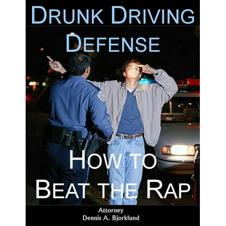 Drunk Driving Defense: How to Beat the Rap - - Halloween Beat Rap Song