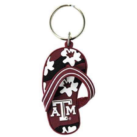 Texas A&M University Flip Flop - Texas A&m Helmet Halloween
