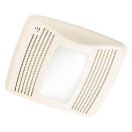 Broan Nutone Qtxn110sl Ultra Silent Humidity Sensing