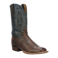 Men's Lucchese Bootmaker Brock W Toe Western Boot