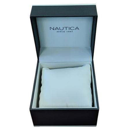 NAUTICA MEN'S WATCH NST CHRONO FLAG 47MM