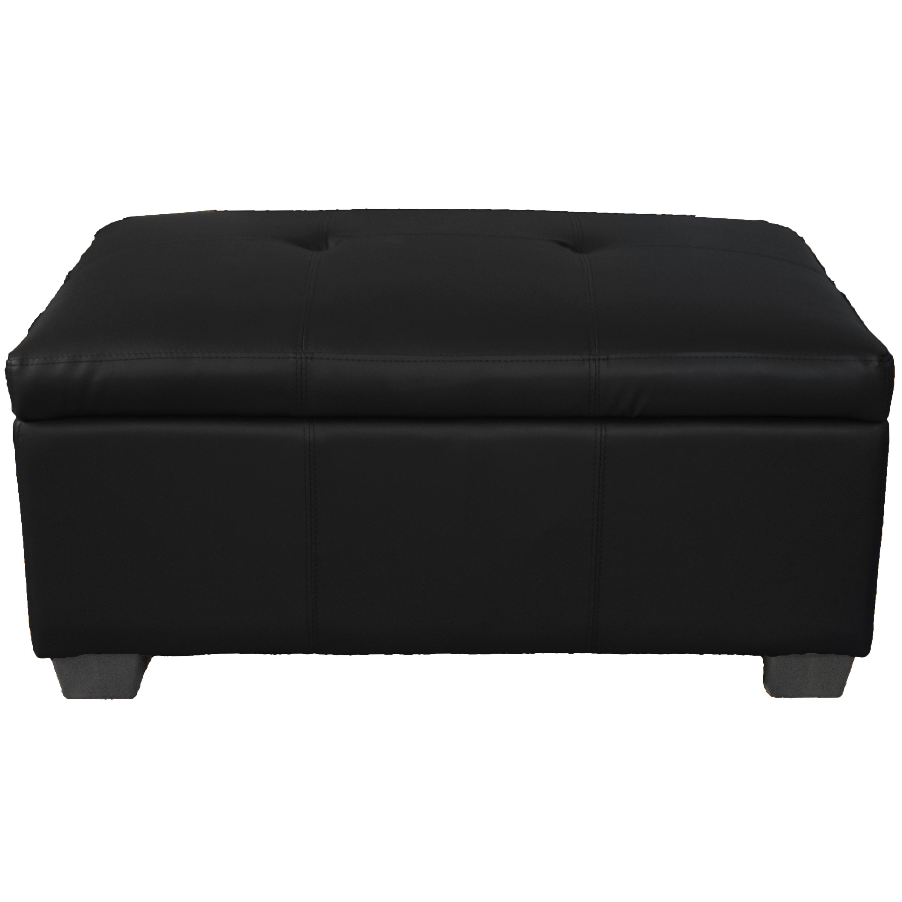 Stupendous Timeless 36 By 24 By 18 Inch Storage Ottoman Bench Leather Pdpeps Interior Chair Design Pdpepsorg