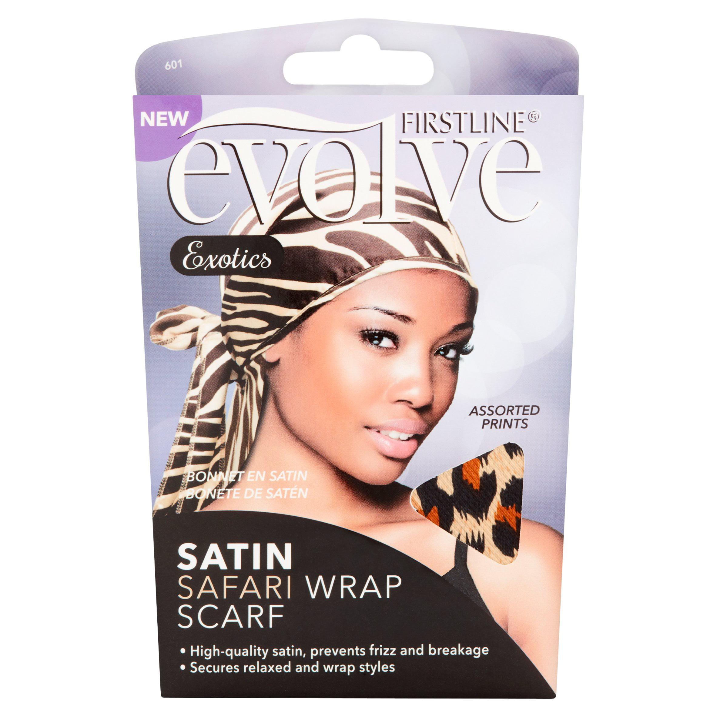 Firstline Evolve Exotics Satin Safari Wrap Scarf