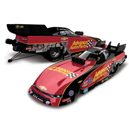 Lionel Racing Courtney Force 2018 Advance Auto Parts Chevrolet Camaro 1:24 NHRA Funny Car