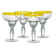 Artland Inc. Festival Margarita Glasses Set of 4 by Artland