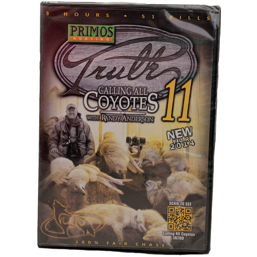 Primos Truth 11 Coyotes DVD