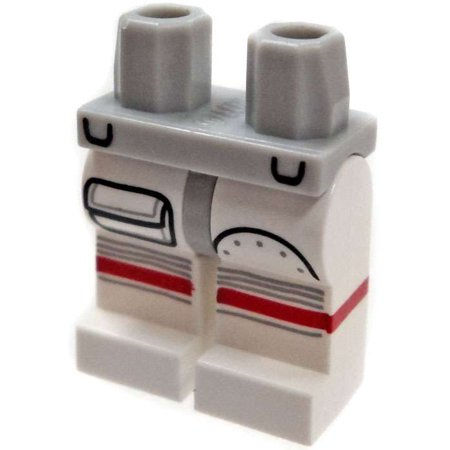 LEGO Spacesuit Bottoms Loose Legs [Pocket on Left Leg]