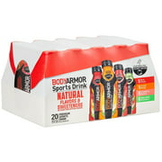 Bodyarmor Sports Drink Variety Pack 4 Flavors Bottles (20 Count, 16 Fluid Ounce)