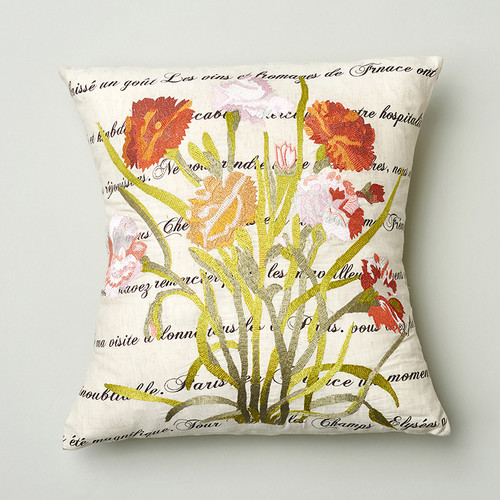 Amity Home Poppy Cotton Throw Pillow