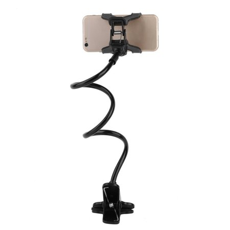 Lazy Shelf Bedside Mobile Phone Holder Clip For Smart Phone Stand Holder Desk - image 4 de 5