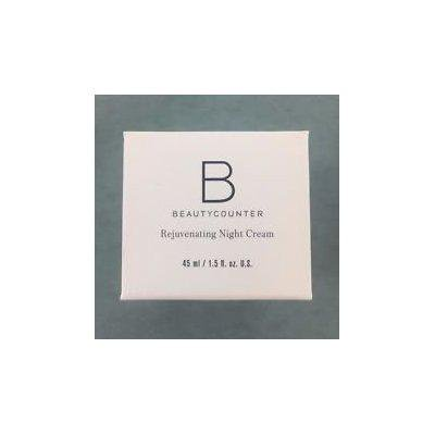 beautycounter rejuvenating night cream - formulated with marine extracts and safflower oleosomes, the cream helps intensify the nightly cycle of natural skin repair. Cellular Night Repair Cream