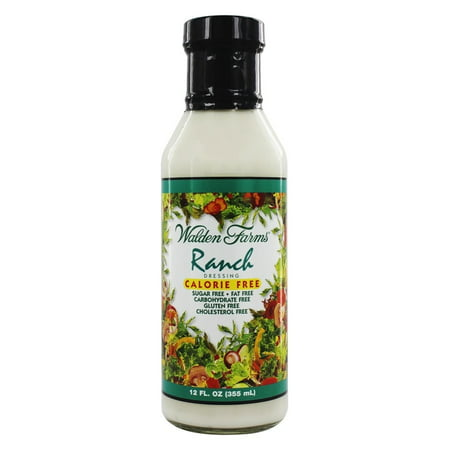 Walden Farms Ranch Dressing, 12 Fl Oz