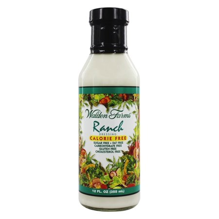 Calories French Dressing - (2 Pack) Walden Farms Walden Farms Dressing, 12 Oz